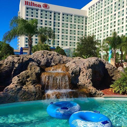 Hilton Orlando.
