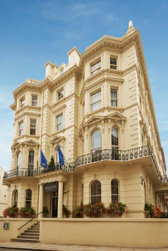 Kensington House Hotel.