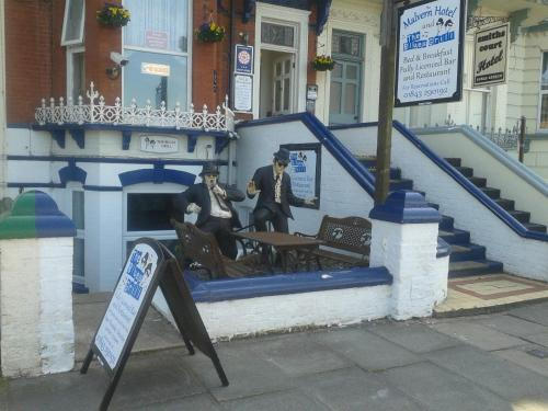 The Malvern Guesthouse & The Blues Grill