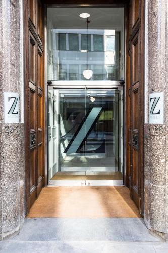 The Z Hotel City.