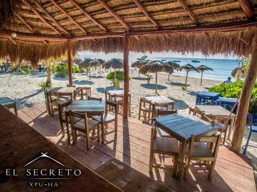 El Secreto Xpuha Ocean View Downstairs