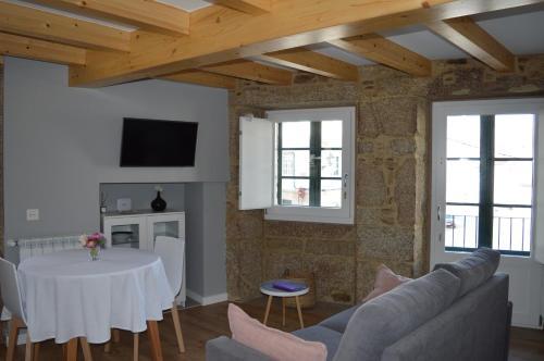 Casa en casco historico de Santiago de Compostela