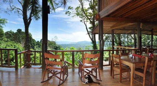 Samasati Retreat and Rainforest Sanctuary