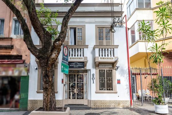 Hotel Monte Castelo Rio de Janeiro
