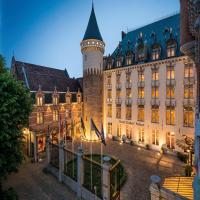 ホテル デュークス パレス ブルッヘ