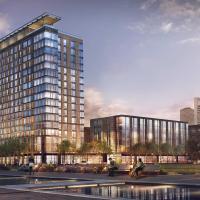 Global Luxury Suites at BCEC