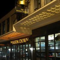 The Saxon Crown