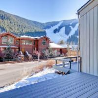 Snowrun in Warm Springs