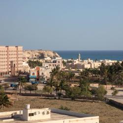 Ţāqah 2 โรงแรม