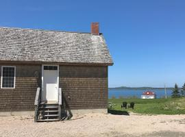 The Keepers Cottage, Lubec