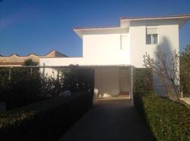 Villa Gaia, ตราปานี