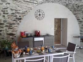 Chambres d'Hôtes du Villaret, Saint-Vincent-les-Forts