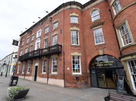 The Wynnstay Arms Hotel by Marston's Inns, Wrexham