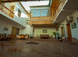 Hotel Nasriddin Navruz