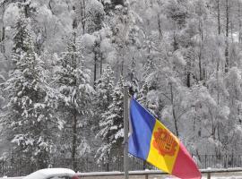 Apartaments Inter Esquí, L'Aldosa de Canilló