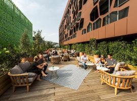 MOB HOTEL Lyon Confluence