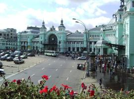 Sultan-5 Hotel on Belorusskaya