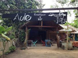 Aule guest house and bar