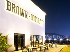 Brown Dot Hotel Business Busan Station