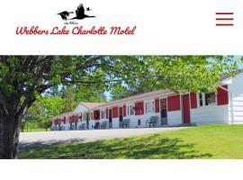Webbers Motel, Lake Charlotte
