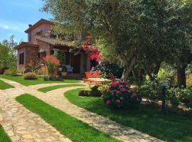 Villa Meravigliosa Con Giardino, Loiri