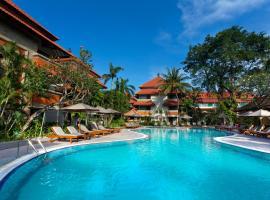 White Rose Kuta Resort, Villas & Spa, เลเจียน