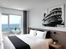 Poseidon Hotel, เอเธนส์