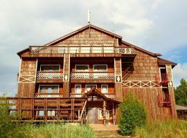 Obzhanka Countryside Hotel, Obzha