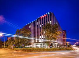 Hampton By Hilton Warsaw Mokotow, วอร์ซอ