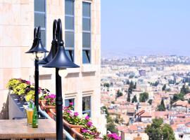 My jerusalem view