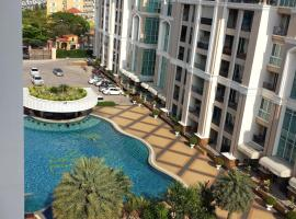 Beautiful and Luxurious Apartment Fully Furnished