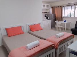 New Room & Laundry