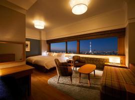 โรงแรมโทบุ เลอแวนท์ โตเกียว