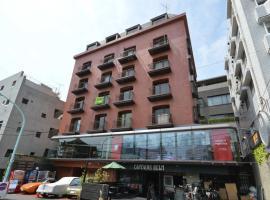Shinjuku Apartment Hotel