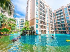 Atlantis Condo Resort Jomtien EVT