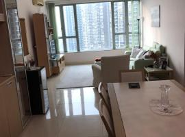 Elegant 3BHK+2BA near HK airport!