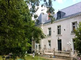 Chambres d'Hôtes Château de la Marbelliere, Joue-les-Tours