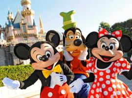 Disneyland Properties