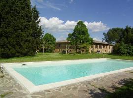 Villa Poggio al Sole, San Rocco a Pilli