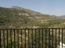 La Piedra del Mediodía, Cirat