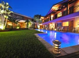 Villa Floreal Hotel Boutique, อะซุนซิออง