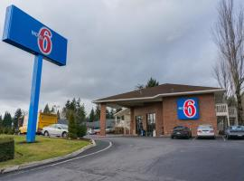 Motel 6 Vancouver, Vancouver