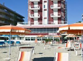 Hotel Sporting, Cesenatico