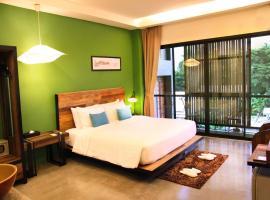 โรงแรม อัมพวาน่านอน แอนด์ สปา