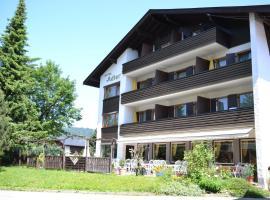 Hotel Gasthof Adler, Oberstdorf