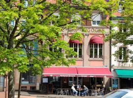 Hôtel Restaurant La Cigogne, Munster