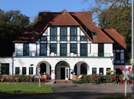 Rogge Dünsen Hotel Waldfrieden, Groß Köhren