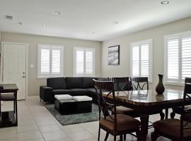 Anaheim Beacon House: 4 Bedroom, 2 Bath, 2 Car garage