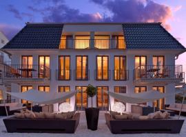 Suite Hotel Binz Familienhotel Rügen