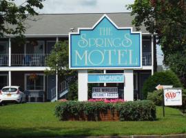 The Springs Motel